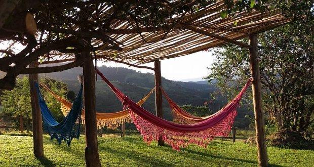 Pousadas charmosas e bem tranquilas são uma das características do Sul de Minas