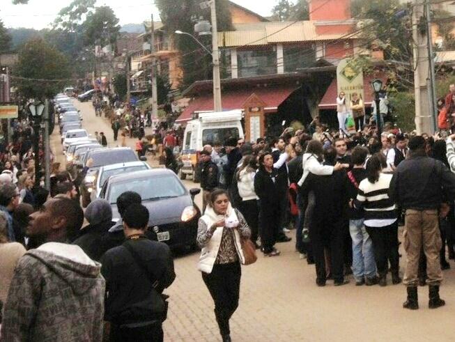 Camanducaia, que abriga o distrito de Monte Verde, foi classificada no mapa na categoria B
