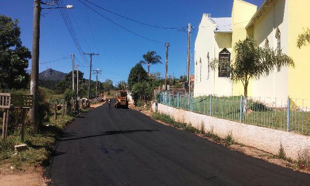 Nas últimas semanas, muitos bairros foram beneficiados