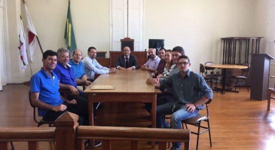 Projetos do Legislativo e segurança pública foram temas da reunião