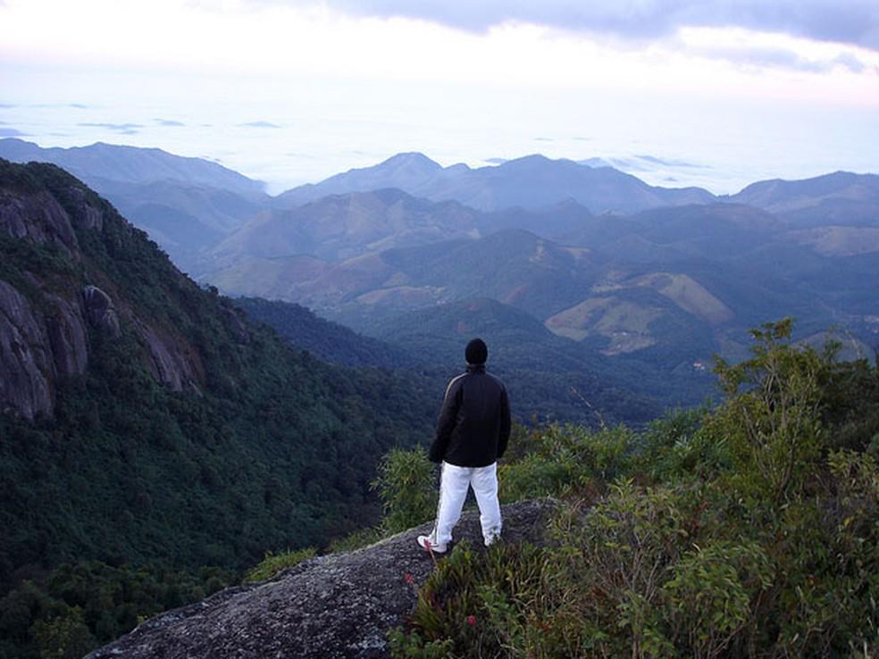 Monte Verde oferece trilhas para todos os tipos de turistas (Foto: Divulgação)