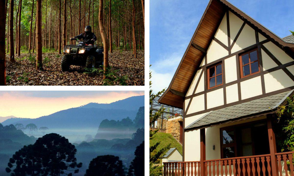 Monte Verde viagem romântica em Minas Gerais