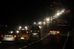 Na chegada a Belo Horizonte trânsito também está travado por dois quilômetros